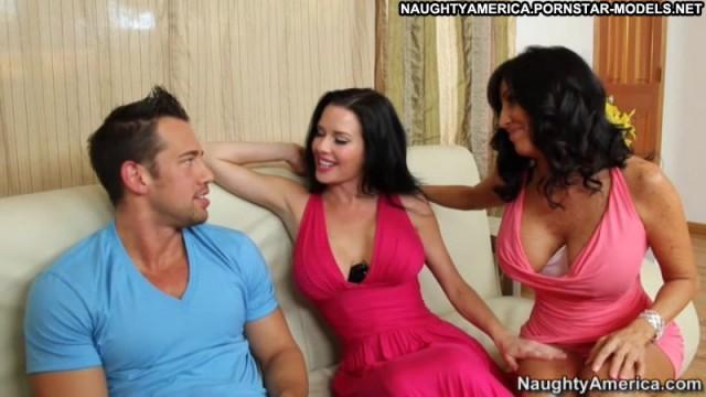 Tara Holiday Tits Big Tits Hardcore Pornstar Nude Brunette Threesomes
