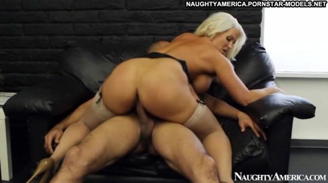 Alura Jenson Cougar Blonde Huge Tits Pornstar Hardcore Hardcore Tits