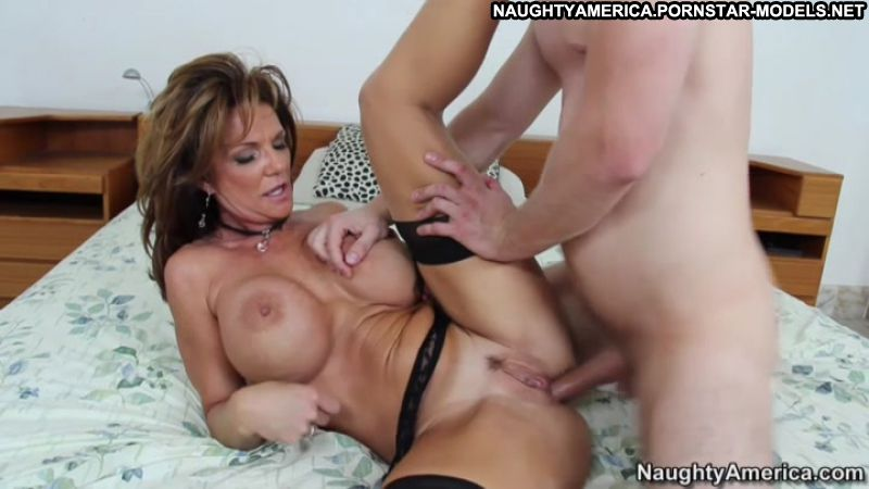 Huge tits wet milf gets fucked hard by big white cock 6